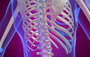 Перелом рёбер