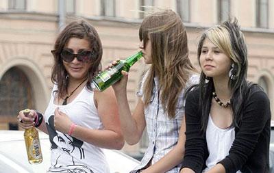 Подростки в группе риска