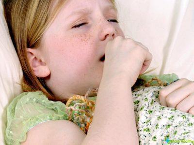Лающий кашель у ребёнка