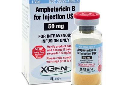 Препарат Амфотерицин В