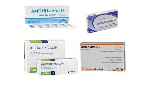 Антибиотики при гайморите – показания и способ применения антибиотиков при гайморите