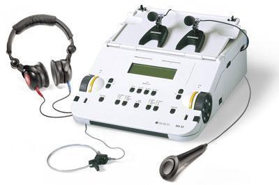Аппарат для компьютерной аудиометрии