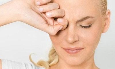 Воспаление глазницы