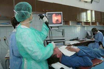 Поведение бронхоскопии