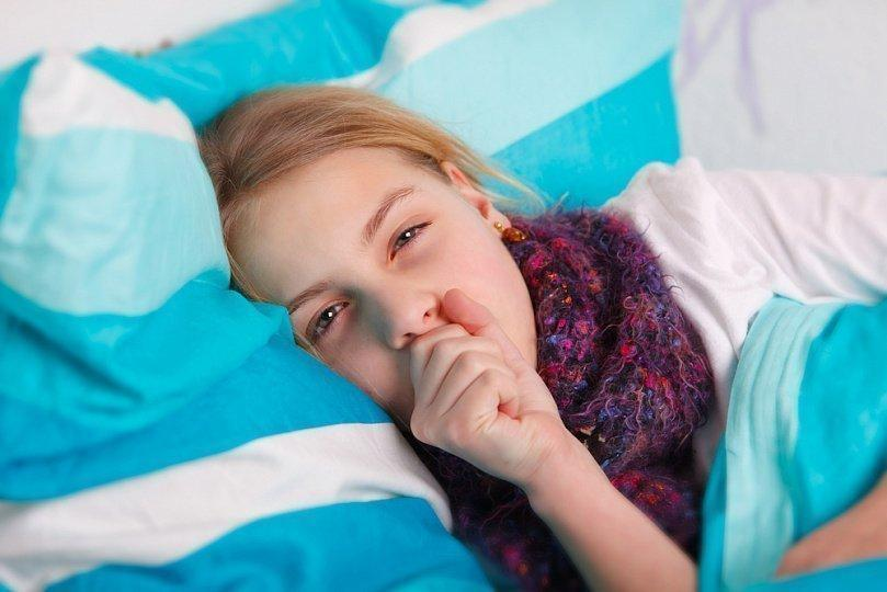 Кашель у ребенка по ночам без температуры