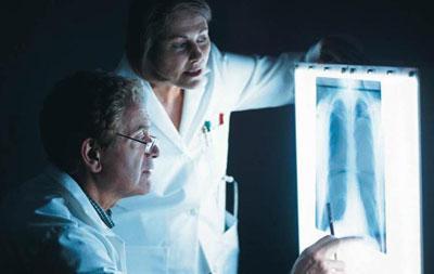 Постановка диагноза по рентгеновскому снимку