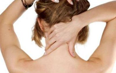 Самомассаж при остеохондрозе