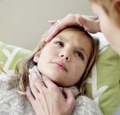 Резкая слабость у ребенка