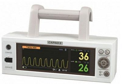 Аппарат для проведения капнографии