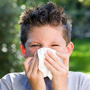 Чувство жжения в носу у ребенка