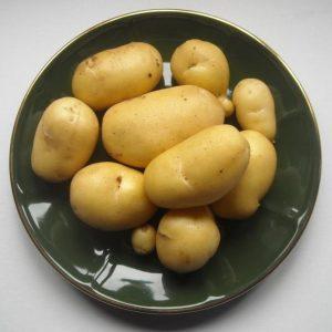 Картофельный компресс от кашля