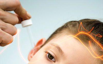 Левомицетин при отите у детей