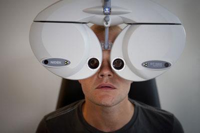 Проведение электронистагмографии