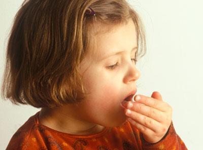 Ребенок часто кашляет без температуры