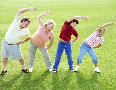 Заниматься адекватной физической активностью