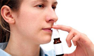 Спрей для лечения носа