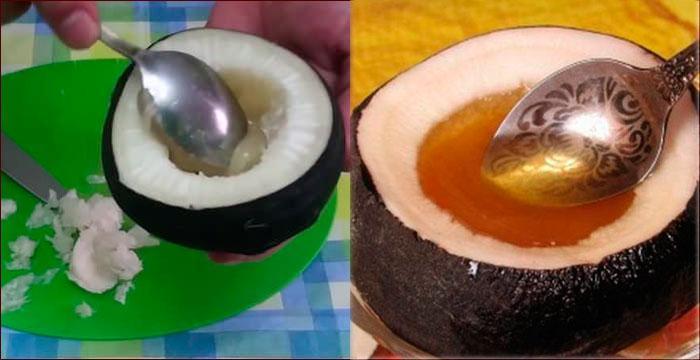 чёрная редька с мёдом