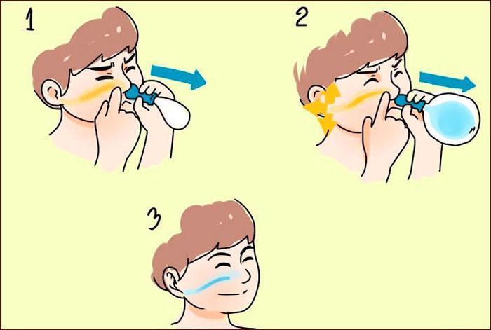 как устранить заложенность уха