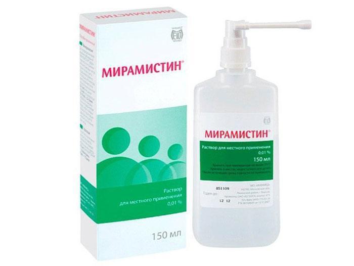 Лекарственный препарат Мирамистин