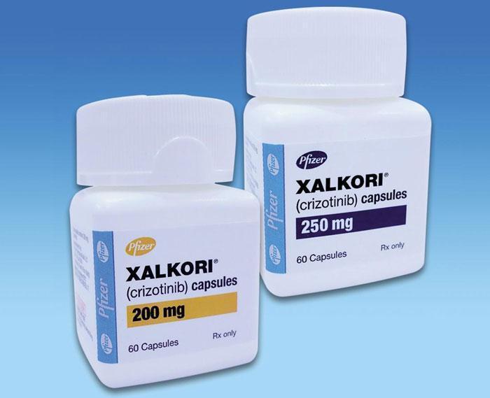 Лекарственный препарат Кризотиниб