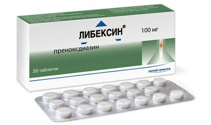 Лекарственный препарат Либексин