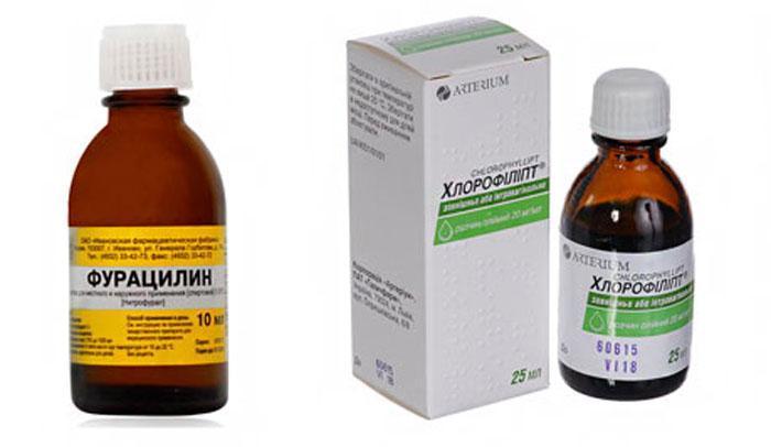 Препараты для ингаляций через небулайзер
