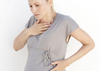 Астма у беременной женщины