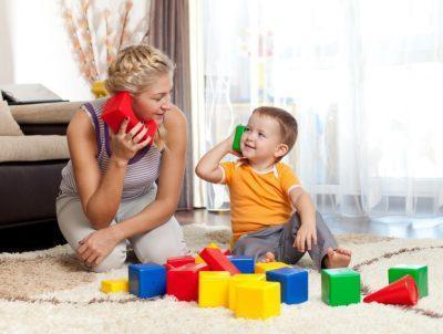 Развлечь ребенка