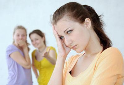 Негативная среда общения