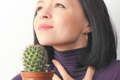 Раздражение слизистой горла