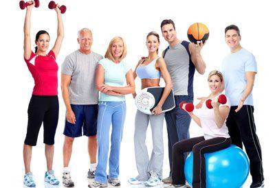 Популяризация занятий спортом