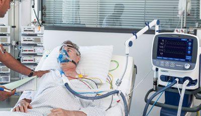 ИВЛ при пневмонии