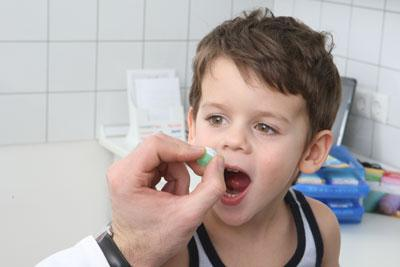 Таблетка ребёнку