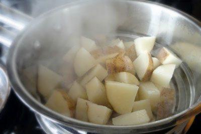 Картофель для ингаляции