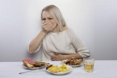 После еды начинается кашель причины