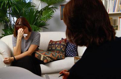 Посещение психолога