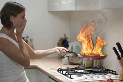 Горячая пища обжигает
