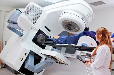Лучевая терапия рака легкого