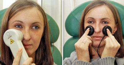 Физпроцедуры при синусите