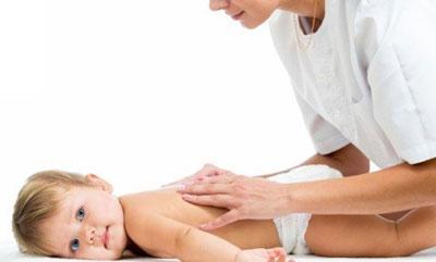 Дреннажный массаж ребенку