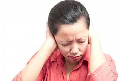 Боль при мастоидите