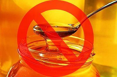 Запрет на мед