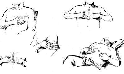 Самомассаж при эмфиземе