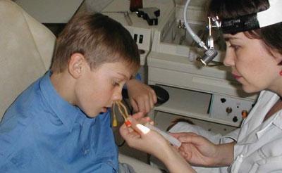 Промывание носа по методу кукушка