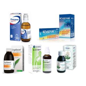 лекарства, стимулирующие секрецию мокроты и её выведение
