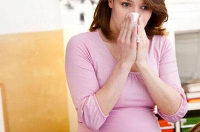 Чем снять отек носа при беременности