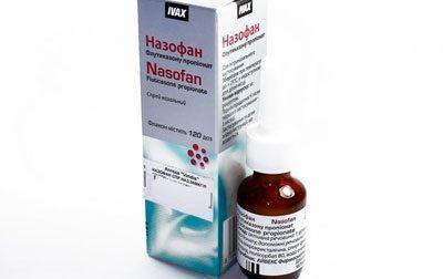 Препарат назофан