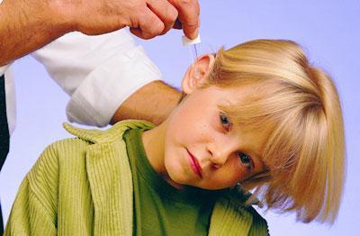 Капли в ухо ребенку
