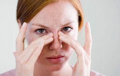 Отёк слизистой носа