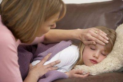 Слабость у ребенка